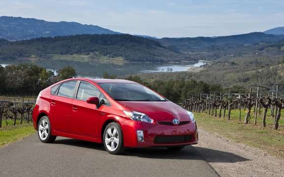 Toyota Prius III: Assembly in Thailand?