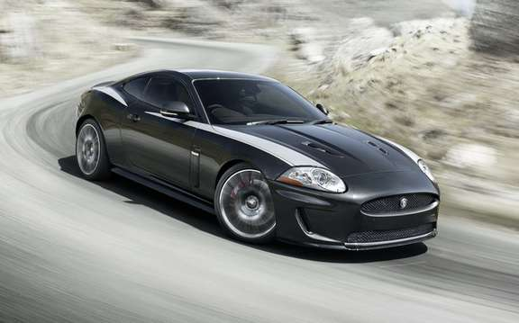 Jaguar XKR 75: Reservee 75 fans of the brand