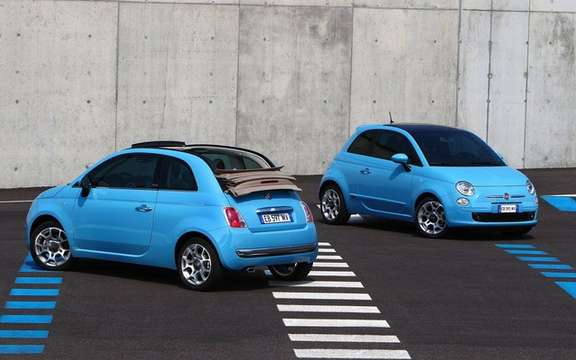 Fiat 500 unlimited ...