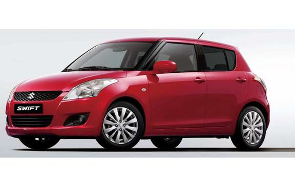 Suzuki Swift: A third version ANNOUNCED