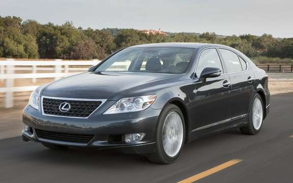 Lexus LS 2009 and 2010: Another voluntary recall picture #1