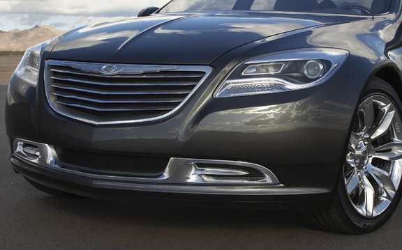 Chrysler Nassau 2011: Alias ​​Sebring picture #1