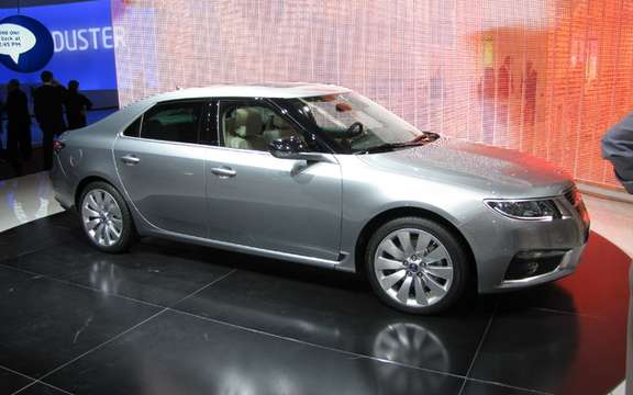 Spyker intends to redress the financial situation of Saab