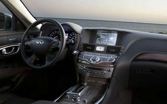 Infiniti Canada announces pricing for its new luxury sedan 2011 M37 and M56 picture #3