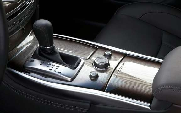 Infiniti Canada announces pricing for its new luxury sedan 2011 M37 and M56 picture #4