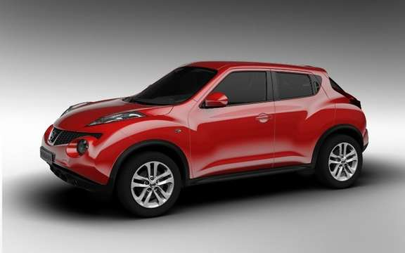 Nissan Juke 2011: a new compact crossover