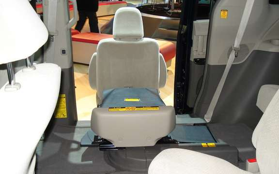 Toyota Detroit: Large and small innovations picture #8