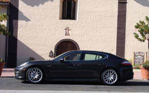 Porsche Panamera: 10,000 units already produced picture #1