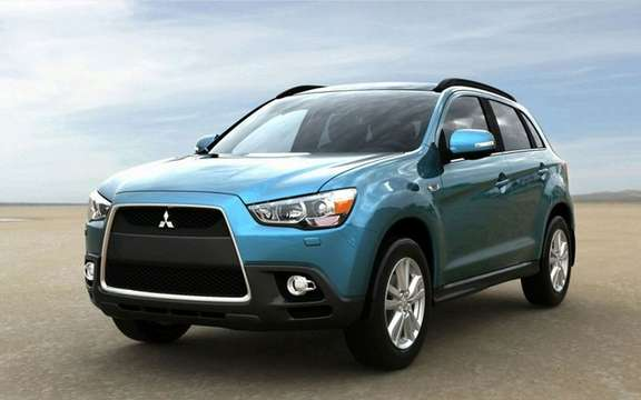 Mitsubishi RVR 2011: as it is called in South Korea picture #1