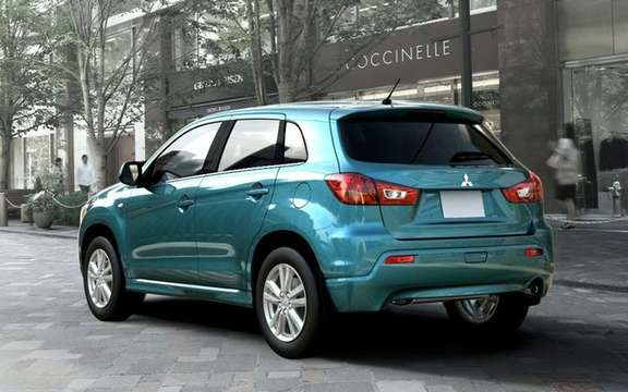 Mitsubishi RVR 2011: as it is called in South Korea picture #5