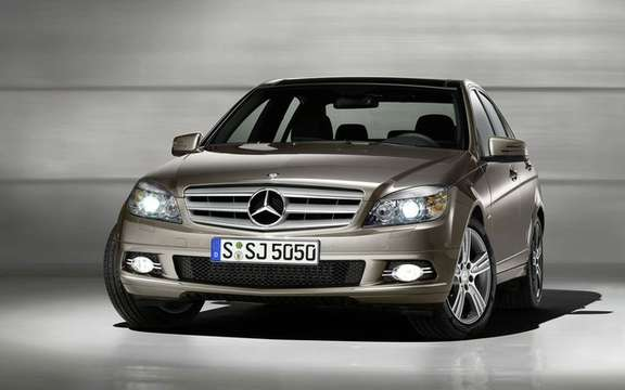 The Mercedes-Benz C-Class will be produced in America