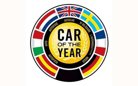 Volkswagen Polo: elue 'Europeenne Car of the Year'