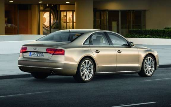 2011 Audi A8 unveiling global internet picture #2