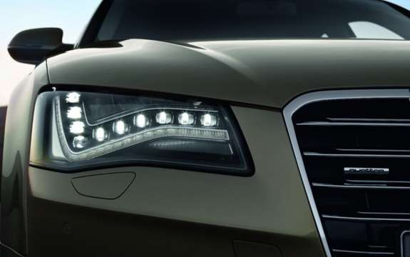 2011 Audi A8 unveiling global internet picture #3