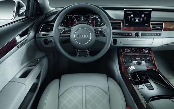 2011 Audi A8 unveiling global internet picture #6
