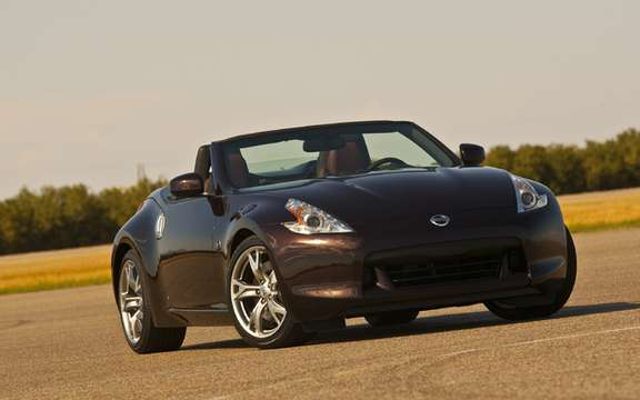 Nissan Canada announces pricing for all-new 370Z Roadster