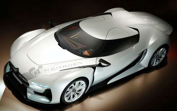 Citroen GT, the virtual world to the real world ...