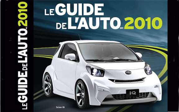 You expected, here, the Guide de l'auto 2010