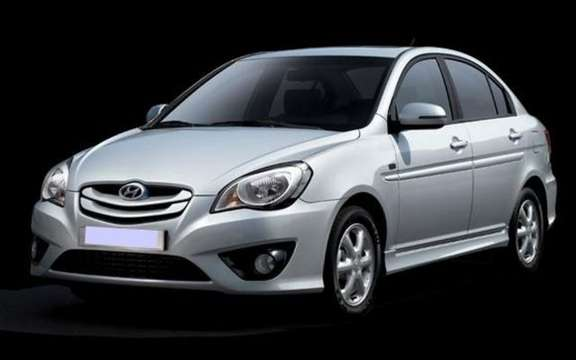 2010 Hyundai Accent, a lifting of short duration? picture #1