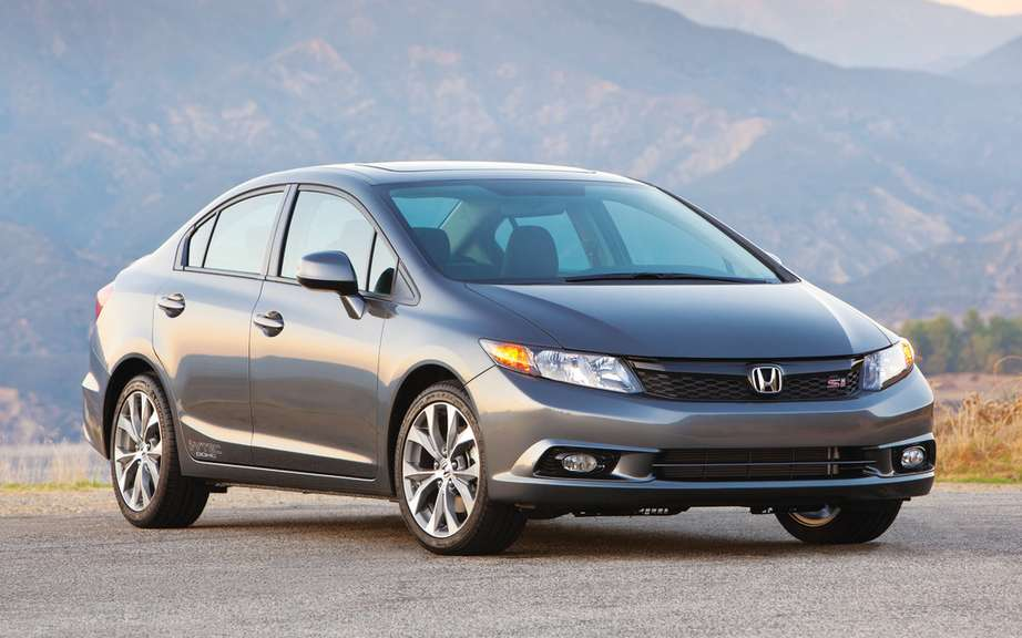 Honda Civic: The most sold in Canada for 16 years picture #3