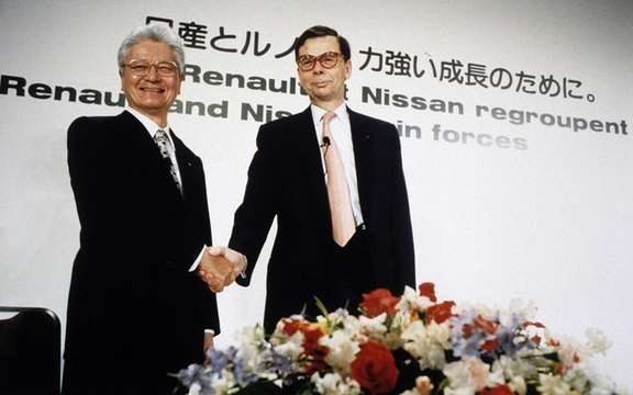 The Renault-Nissan Alliance celebrated its tenth anniversary