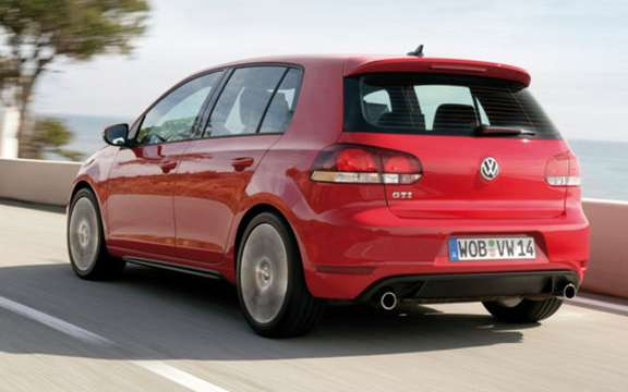 VW Golf GTI 2010, must picture #2