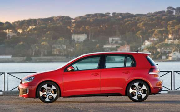 VW Golf GTI 2010, must picture #7