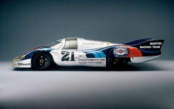 Porsche celebrates the 40th anniversary of 917 picture #4
