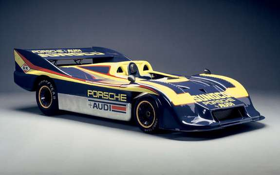 Porsche celebrates the 40th anniversary of 917 picture #6