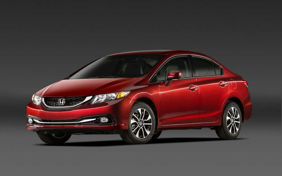 Honda Civic: The most sold in Canada for 16 years picture #5