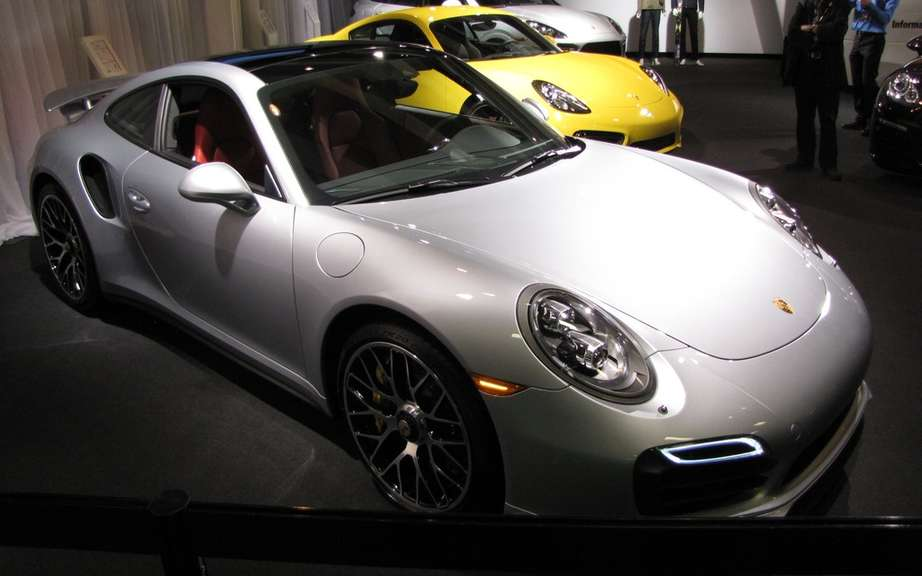 Porsche Canada establishes a new record sales in December