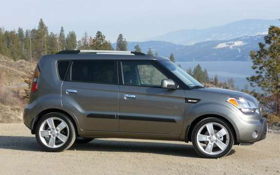 Kia Canada announces pricing for its new 2010 Soul