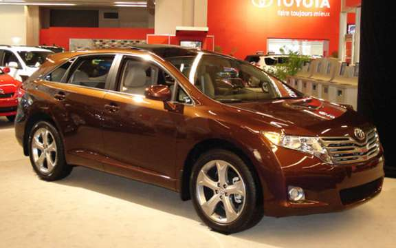 Toyota Venza 2009, the versatile crossover vehicle