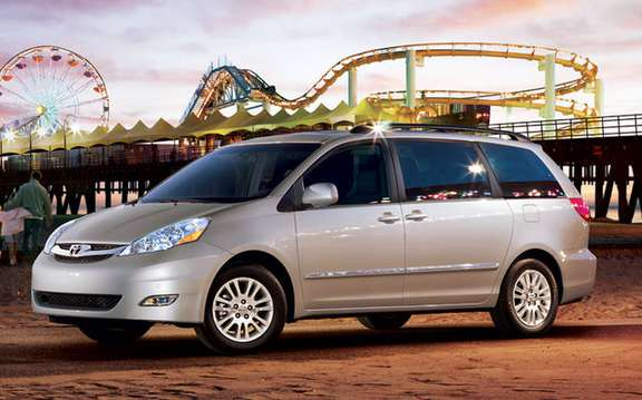 2009 Toyota Sienna, more value, and quality, a more affordable
