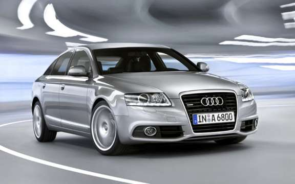 A turbocharged V6 for the 2009 A6 picture #2