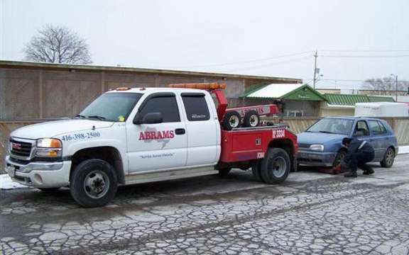 Towing companies are seeing a rise in fuel starvation picture #1