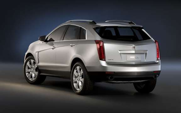 What's New Cadillac CTS Sport Wagon with SRX 2010 and picture #8