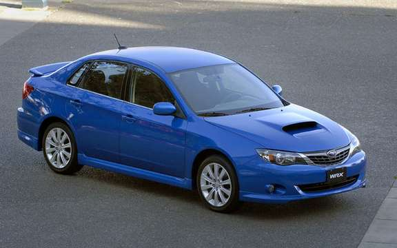 The turbocharged 2.5-liter Subaru named International Engine of the year picture #3