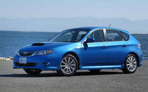 The turbocharged 2.5-liter Subaru named International Engine of the year picture #4
