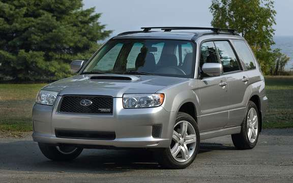 The turbocharged 2.5-liter Subaru named International Engine of the year picture #5
