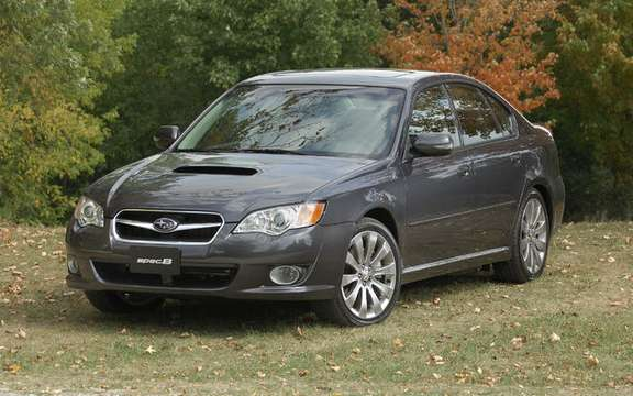 The turbocharged 2.5-liter Subaru named International Engine of the year picture #7