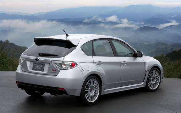 The turbocharged 2.5-liter Subaru named International Engine of the year picture #10
