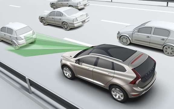 Volvo and the Swedish organization want to mitigate the accidents picture #3