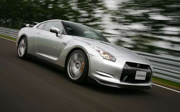 Nissan Canada announces pricing for the 2009 GT-R