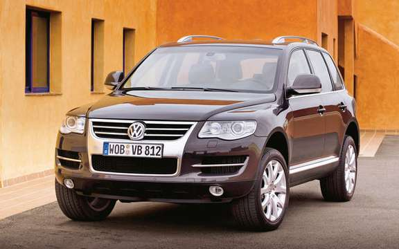 Volkswagen announces a reduction MSRP of most of its models in 2008