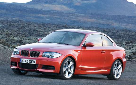 BMW Canada announces pricing for BMW Serie January 2008
