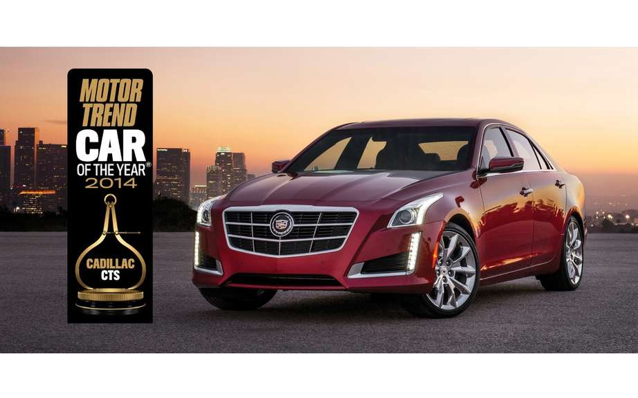 Cadillac CTS: still among the 10 best cars
