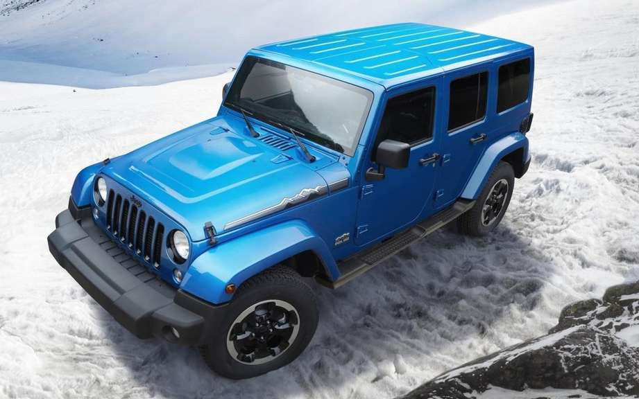 Jeep Wrangler lose its solid axle?
