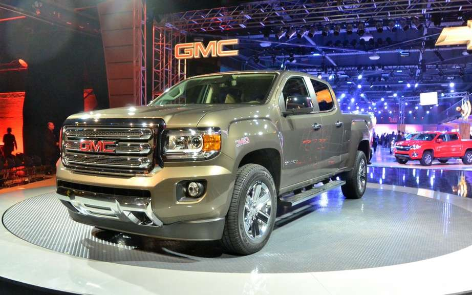 The GMC Canyon is ready for the family!