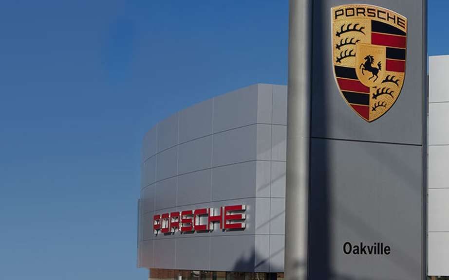 Porsche Canada establishes a new record sales in September picture #2